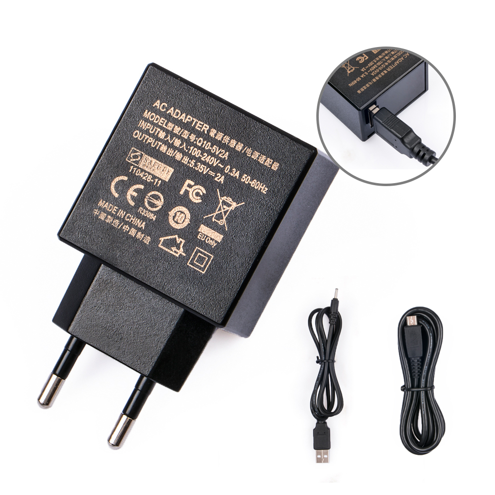 Wall AC Battery Charger for Sony eBook Reader PRS-600 700