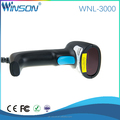 Easy to operate wireless handheld barcode reader