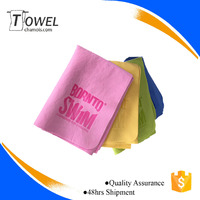 New design super absorbent PVA drying chamois towel car wash towel