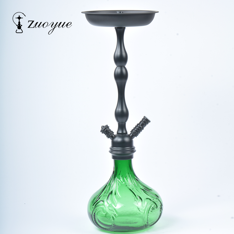 China CZS5002 Yiwu ZuoyueZinc alloy wholesale water pipe smoking hookah