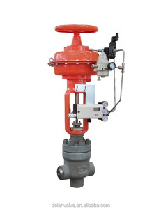 Stainless steel Pneumatic Actuator Attemperation spray control valve