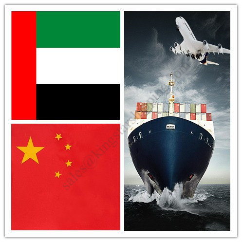 High competitive freight forwarder logistics shipping company from china to dubai