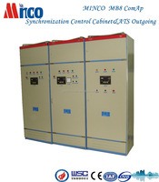 Minco MB8 diesel generator control panel SYNC PANEL