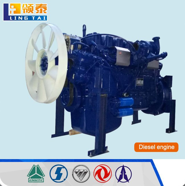 Factory price High speed 128KW Steel 6 cylinder diesel engine for sale