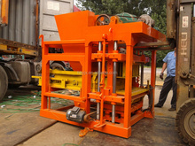 Price list QT4-25 cement widely used concrete block making machine for sale in usa/Paver Block