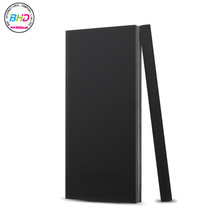 0.9 mm Super Ultrathin Color Portable Book 8000mah Mobile Power bank 10000mah External Battery Pack For iphone for Samsung