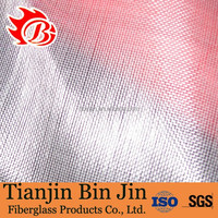 Fireproof Insulation Fiber Glass Fabric Products Factory