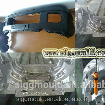 automobile bumper mold maker