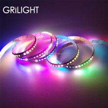 144 led digital 5V 12V addressable ws2813 ws2812 ws2812b led strip