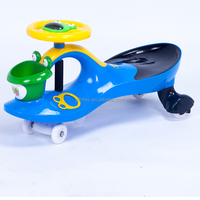 Eco friendly new PP material ride-on toy car/kids twist car/swing car ride on toy