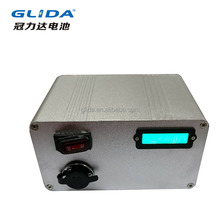 China manufacturers rechargeable 26650 lithium ion battery pack 12V