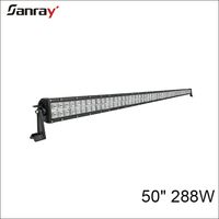 Automotive led lighting 50 inch led light bar,50 inch car led light bar for 4x4 off road
