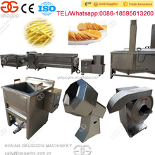 Hot Sale Potato Chips Making Machine Price Potato Finger Chips Making Machine