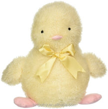 2016 Standing stuffed chickens plush toy chick soft toy