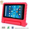 EVA foam material handle stand cover case for amazon fire 7 2015 case