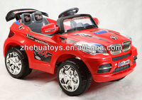 2013 Hot design RC kids Electric Ride on car with 2 motors