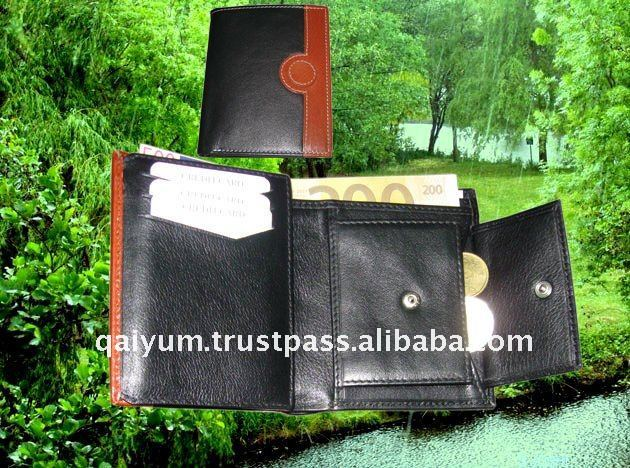 2011 leather euro wallets