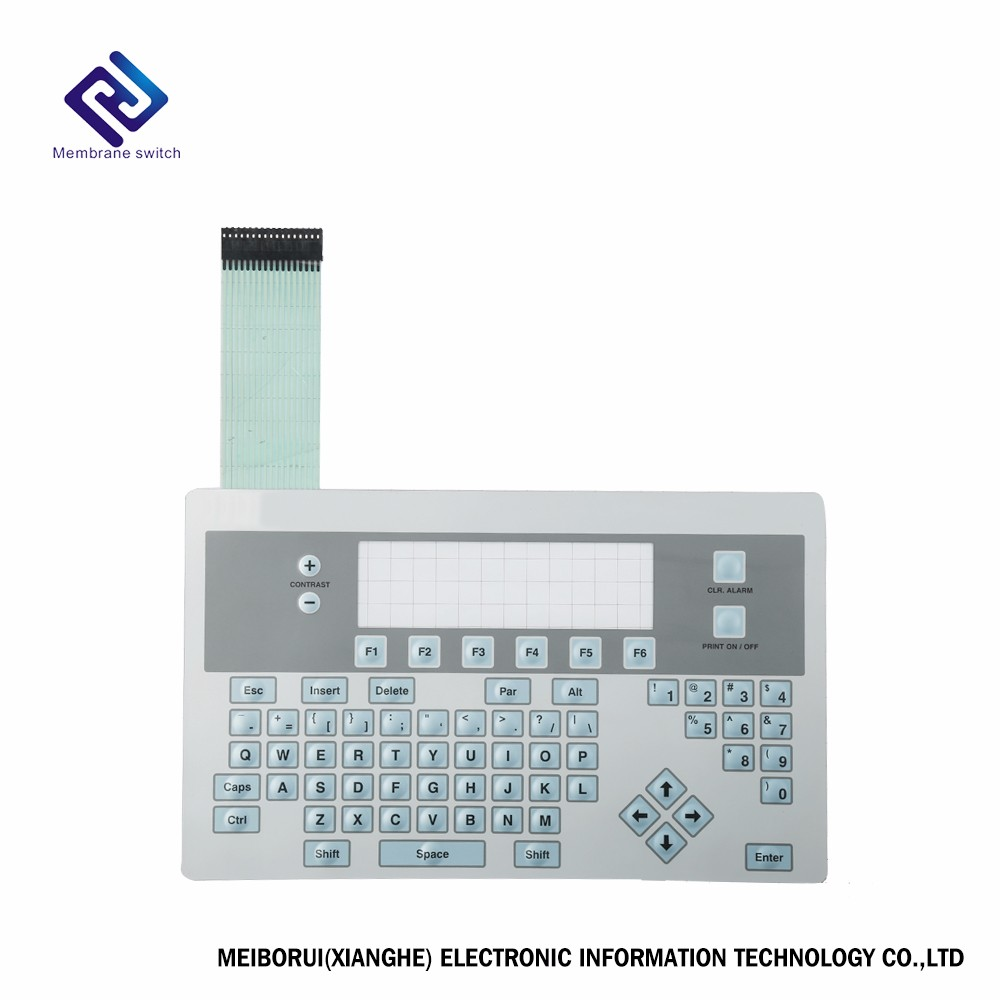 remote controlled mechanical keyboard For Medical Machine