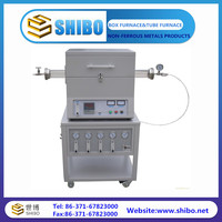 Popular laboratory Vacuum furnace for Metal melting industrial / Lab TUBE-1200 furnace