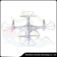 Headless Mode Waterproof 2.4g 4ch Rc Drone Toys Hexacopter With remote control Lights