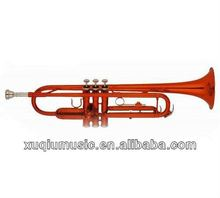 Chinese Hot Selling Colored Trumpet / Red Trumpet for Sale