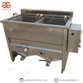 Commercial Potato French Fries Vegetable Blanching Machine