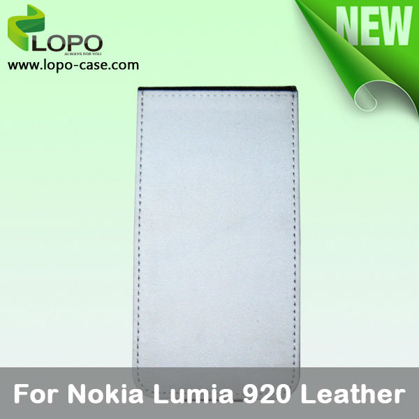 New!!!!!Sublimation Leather Cover For Nokia Lumia 920