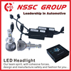 NSSC h1 auto new led headlight 38w new single row Off Road CREE chip