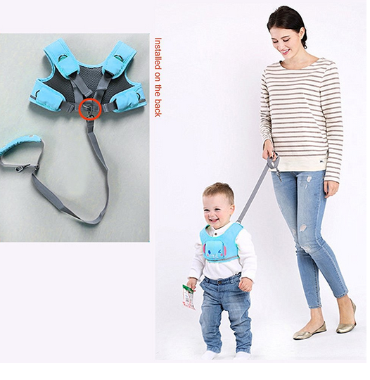 Baby Learn Walking Belt / Baby walker assitant / baby walking Safety Harness