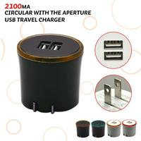usb 2 port travel charger for samsung galaxy s3 i9300 usb 2 port travel charger