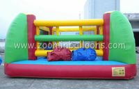 2016 Funny kids inflatable boxing ring with good price Z5029