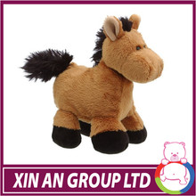 Hot selling plush purse horse with cheap price