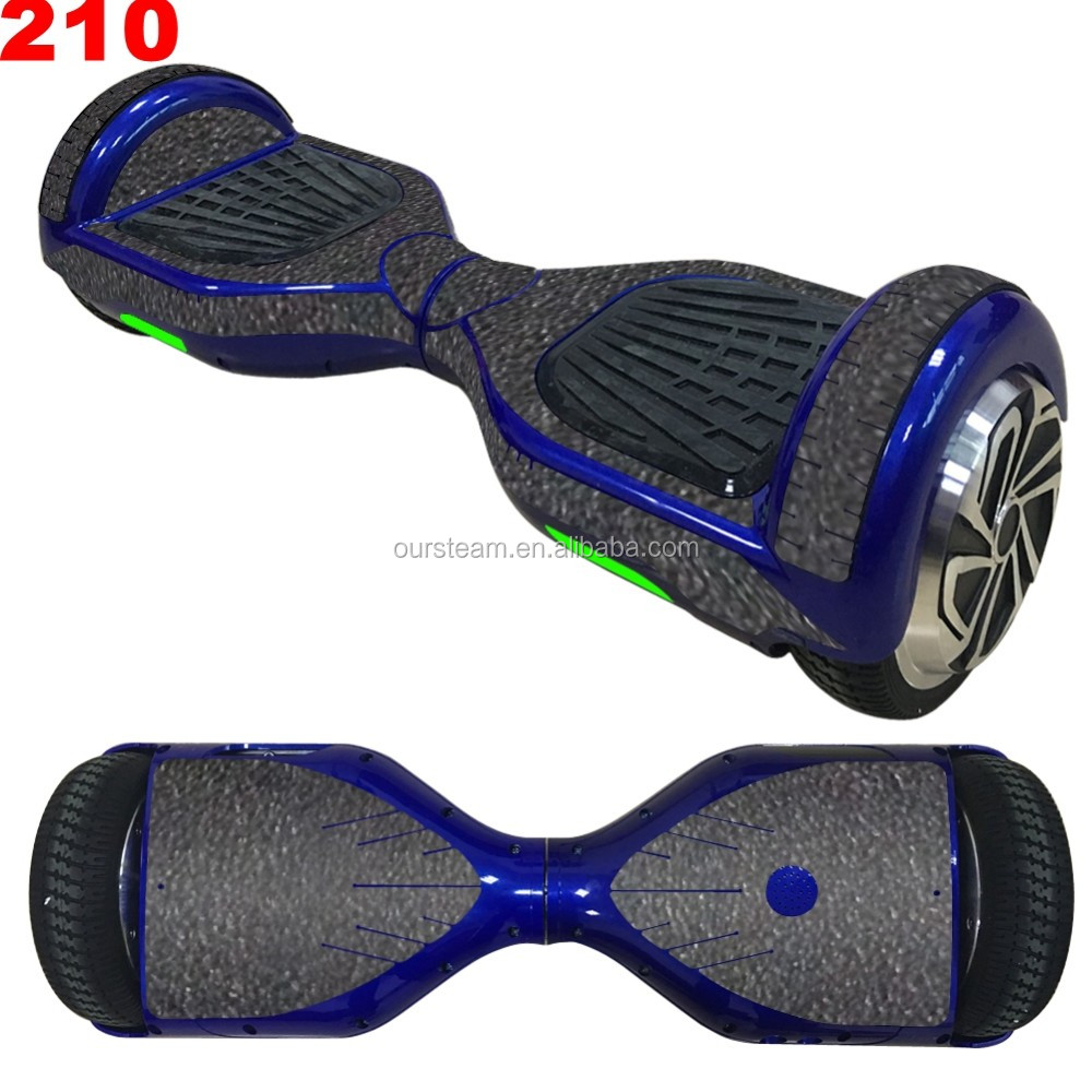 High Vinyl Skin Sticker For Balance Scooter Hoverboard Sample Order Accepted