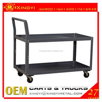 Hight quality products fruit carts shopping trolley / trolley cart / hand trolley