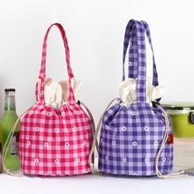 breast milk cooler bag with built in speakers thermal delivery bag ice packing polyester nylon folded small lunch bag
