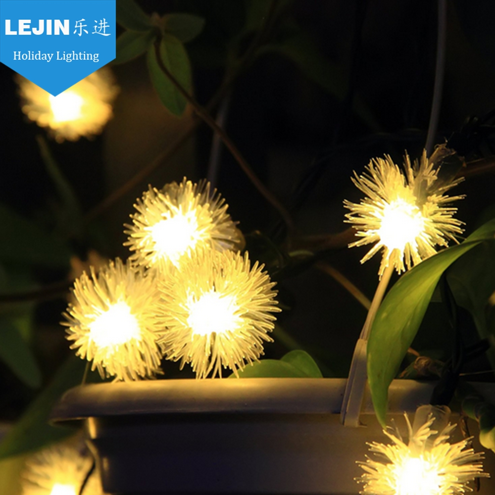 Halloween led christmas fireworks light Made in China event decoration