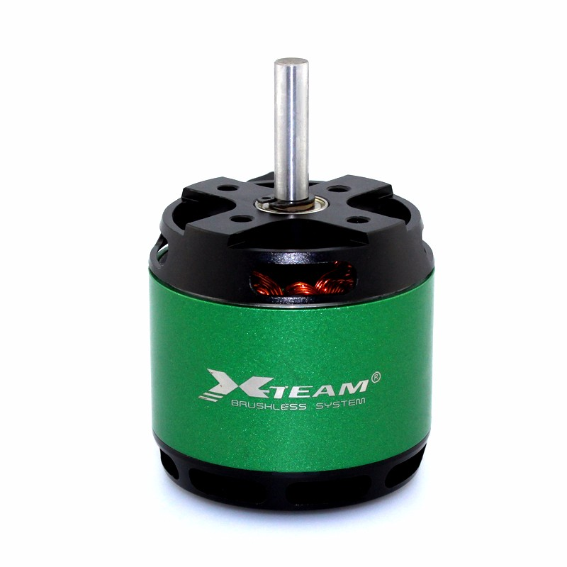 X-Team XTO-4125 RC Plane Motor Outrunner Brushless Motor for RC Airplane