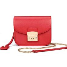 Latest <strong>fashion</strong> girl's small shoulder bag pu leather colourful shoulder bag ladies