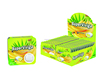 Halal chewing gum banana flavor 4pcs bubble gum with jam for kids