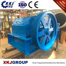 Double teethed roller crusher for coal, chemical, slag, clay, limestone with factory price