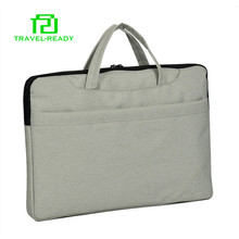 new model 14 inch canvas briefcase laptop bags for men with low price