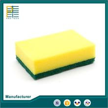 Professional stainless steel sponge scourer with low price