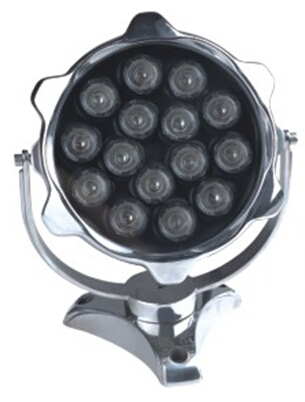 IP68 316 Stainless Steel RGB IP68 led underwater light 18w