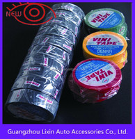 Single Packing 10 pcs VINI Tape with High strength pvc electrical code wire insulation tape