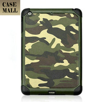 High quality camouflage pattern pu leather cases for ipad mini 3, for ipad mini 3 pu leather case