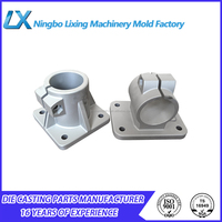 OEM hongfu al die casting as drawing