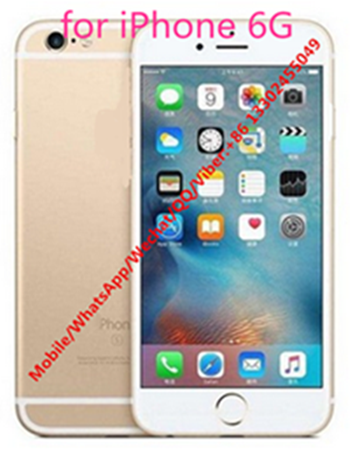 New Mobile Phone and Refurblished Cellphone Phone and Used Smart Phone for iphone 6G 5G 6S 6S plus 6G plus 7G 7G plus