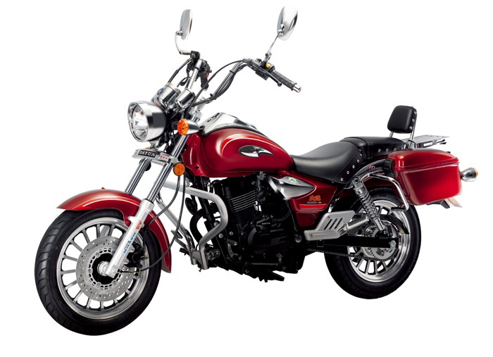 Low price of 250 cc sports motorcycle with best