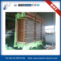 35kv 3200kva cold-rolled silicon-steel plate core arc furnaces power transformer