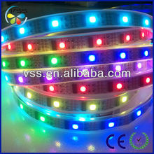 ws2801 5050 rgb led strip pixel for decoration screen